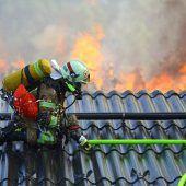 Der Brandrauch: Große Gefahr auf leisen Sohlen