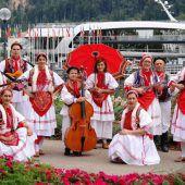 Benefizkonzert mit Musikern aus fünf Nationen