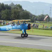 Großer Flugtag mit spektakulärer Action und viel Luftpower