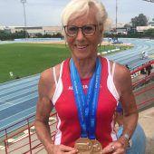 Drei Titel und drei Weltrekorde