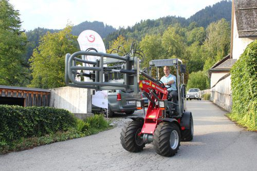 Bei der Veranstaltung konnten verschiedene Elektrofahrzeuge getestet werden. vn/jlo