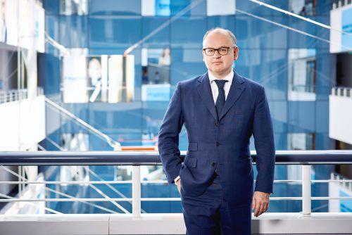 Beim Kostenmanagement sei noch Spielraum, so Bernhard Spalt.erste