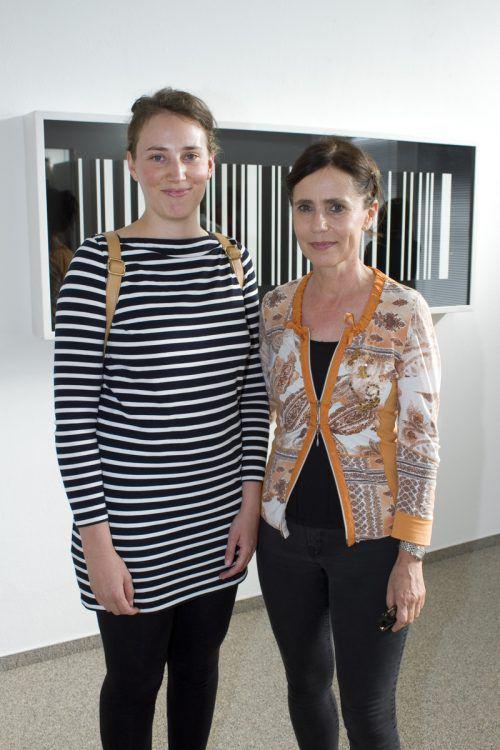 Birgit Fitz (l.) und Angelika Lahsnig.
