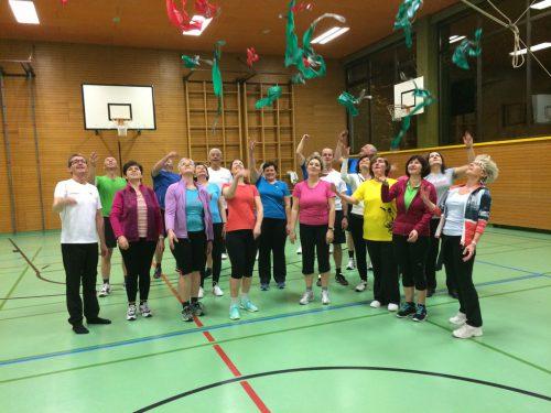 Bleiben Sie Fit und haben Spass an Bewegung und Sport mit dem Programm des Kneipp Aktiv Club Dornbirn. kneipp aktiv club dornbirn