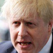 Johnson warnt vor Sieg der EU