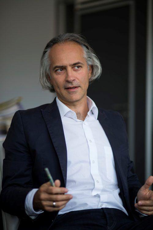 """Brandtner: """"Das Glücksspielgesetz hat noch Verbesserungsbedarf."""" VN/Paulitsch"""