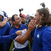 Team Europa schreibt im Ryder Cup ein neues Golf-Märchen