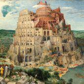 Bruegel-Schau kurz vor Eröffnung