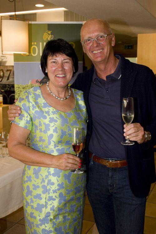 Claudia und Stephan Küchenberg.
