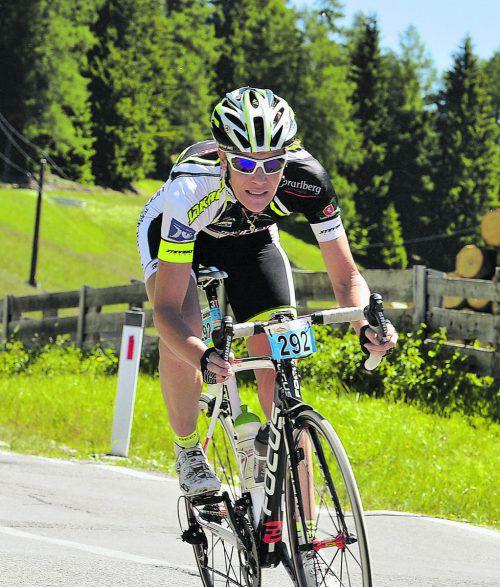Dagmar Fink wurde Zweite.Verein