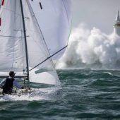 Im Olympiarevier wütet der Taifun
