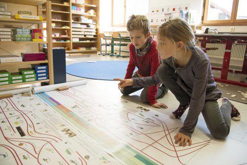 Das Bildungsangebot am Montessori Zentrum Oberland wurde für das kommende Schuljahr ausgebaut. MZO