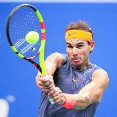 Rafael Nadal muss auf Asien verzichten