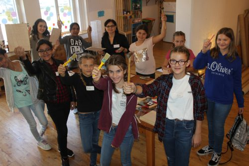 Das Mädchencafé in Lustenau bekommt am morgigen Freitag einen besonderen Preis verliehen. Gemeinde