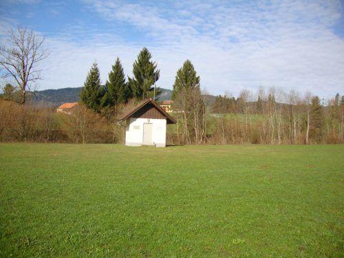 Das Pumpwerk der Wassergenossenschaft Sulzberg an der Rotachsohle wird gutes Trinkwasser in den Notverbund Doren liefern. ES