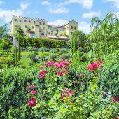 Romantische Gärten