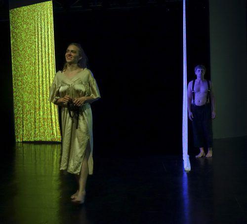 """Das Stück """"Der Christuskomplex"""" wurde gestern Abend am Dornbirner Spielboden uraufgeführt.R. Sagmeister"""