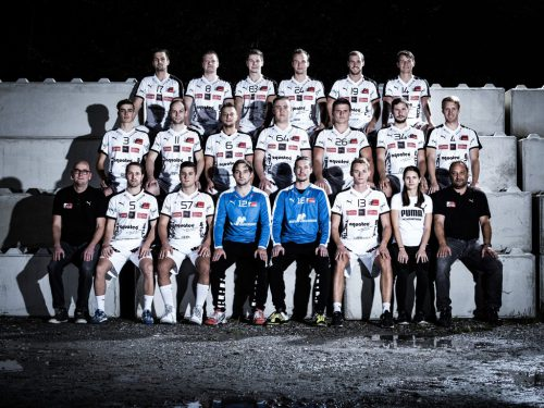 Das Team des HC Tectum Hohenems beginnt topmotiviert und bestens vorbereitet die neue Saison.HC TECTUM HOHENEMS