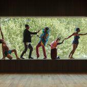 Theater in Wacker-Ausstellung