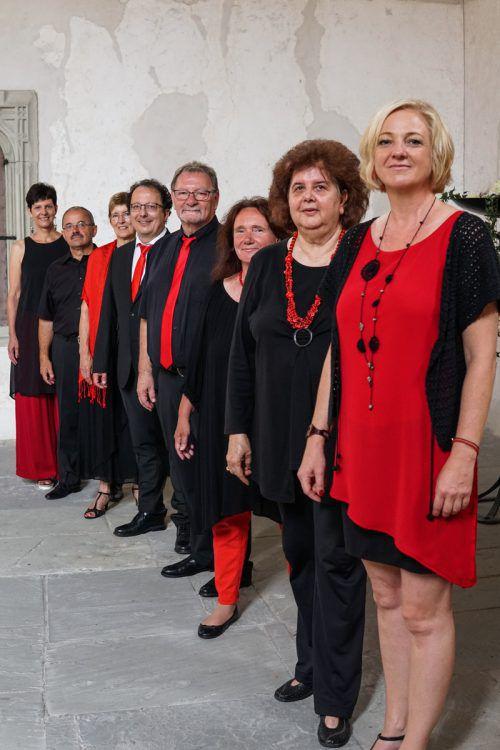 Das Vokalensemble AMARè wurde 2014 gegründet und konzentriert sich auf anspruchsvolle Musik. amarÈ