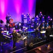 Bigbandclub feiert 50er mit Gästen
