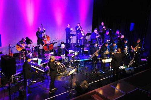 Der Bigbandclub Dornbirn lädt zum Jubiläumskonzert. BBCD