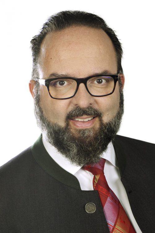 Bernd Simons, Filialleiter Sparkasse Bludenz. spk