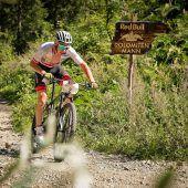 Geismayr flog mit Rad zum Sieg