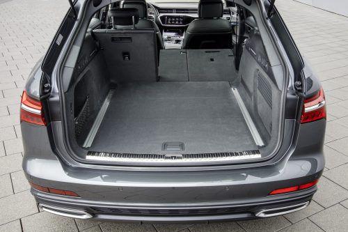 Der Kofferraum ist nominell gleich groß wie beim Vorgänger, aber besser nutzbar.