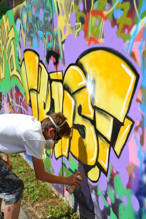 Der Kreativität sind in der Offenen Jugendarbeit kaum Grenzen gesetzt. oja