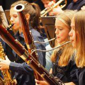 Zauberhafter und  harmonischer Musikernachwuchs
