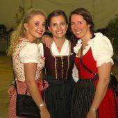 Zünftiges Fest im Leiblachtalsaal