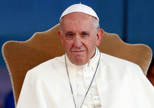 Der Papst antwortet im Vertuschungsskandal mit Schweigen. Reuters