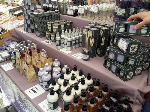 Der Provence-Markt gastiert ab dem heutigen Mittwoch in Dornbirn. Stadt