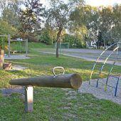 Spielplatz Kiese wird Generationentreff