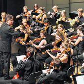 Großartige Leistungen der Jugendphilharmonie Quarta 4