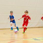 Saisonbeginn der Rothosen-Ballschule