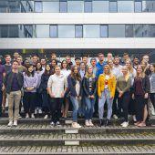 43 Studenten aus 20 Ländern zu Gast in Vorarlberg