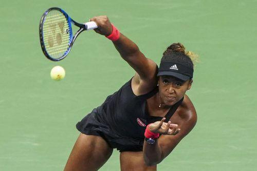 Die Japanerin Naomi Osaka (20) trifft im Duell der Generationen um den Titel bei den US Open auf die 36-jährige Serena Williams.AFP