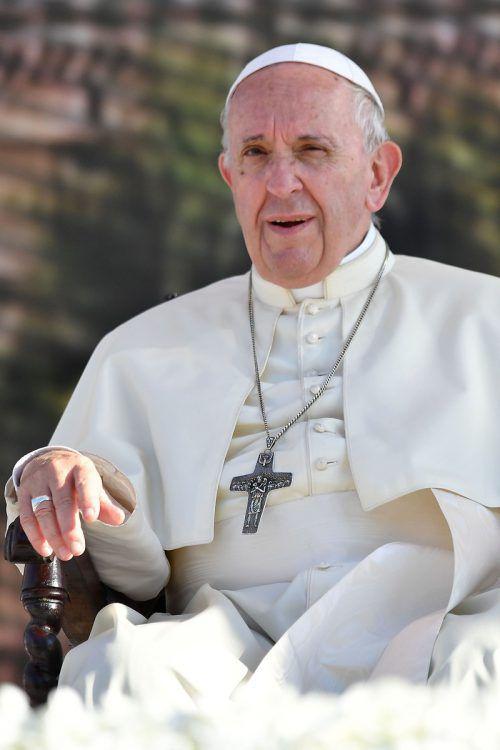 Die katholische Kirche räumte ein, Bischöfe hätten nicht sorgfältig reagiert. AFP