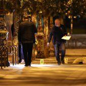 Bei Messerattacke in Paris sieben Menschen verletzt