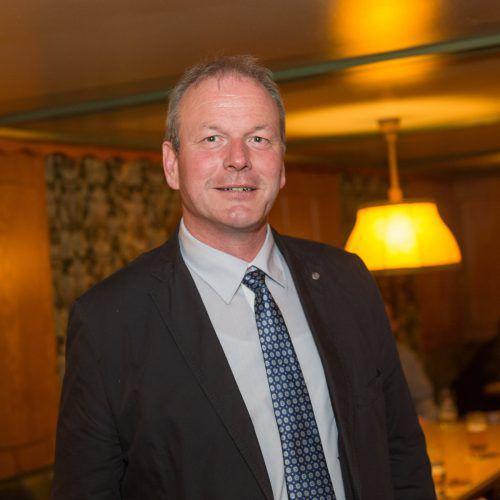 Christian Loacker, Bürgermeister von Götzis.