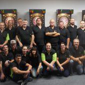 25 Jahre Dart-Sport in der Grafenstadt