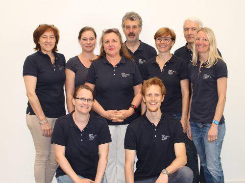 Die Mitglieder des Mobilen Palliativteams sind da, wenn schwerkranke Menschen und Angehörige zu Hause Hilfe brauchen.caritas