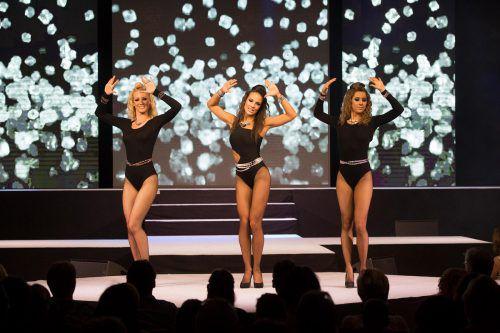 Die Modenacht zeigt auf, welche Trends die Modebranche heuer vorschlägt.Noubav events
