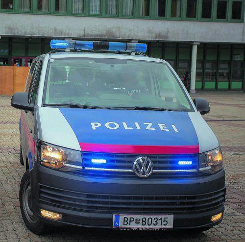 Die Polizei suchte umsonst in Lustenau und Hard nach dem Lehrling.