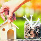 Reparaturfonds bilden