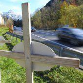Zwölf Verkehrstote seit Jänner in Vorarlberg
