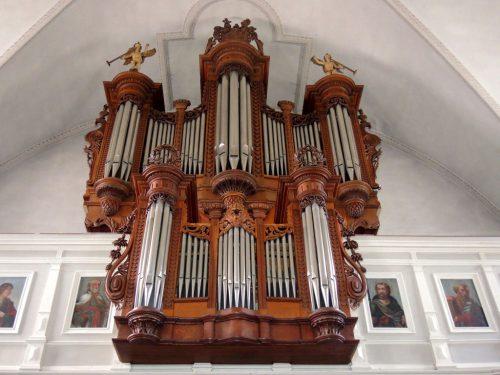 Die Orgelkonzerte starten mit einer Kooperation in die zweite Runde.hs
