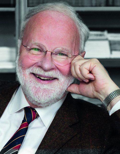 Dr. Manfred Lütz kann auch über ernste Themen humorvoll reden. dr. manfred luetz